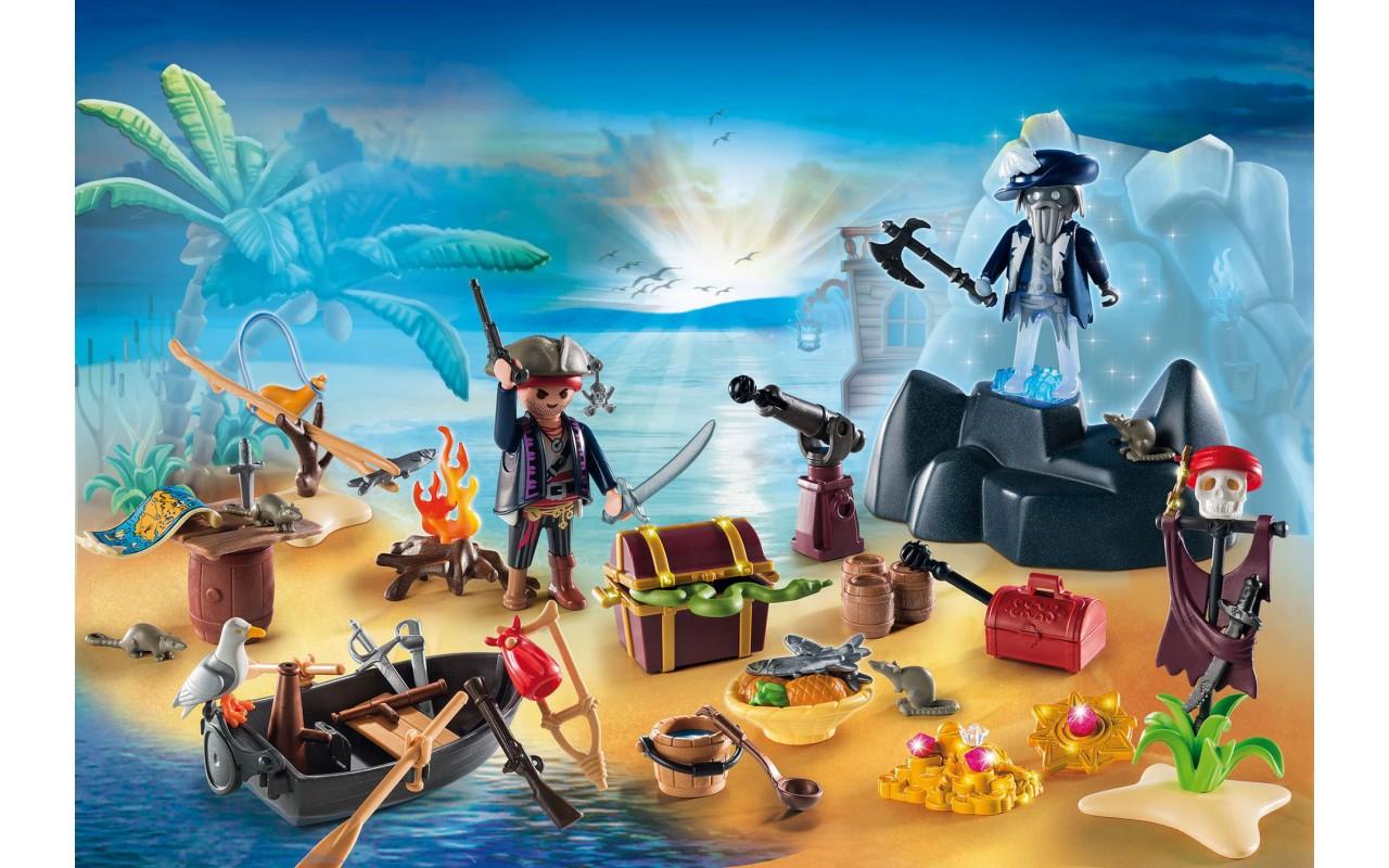 Острів скарбів ігрова кімната