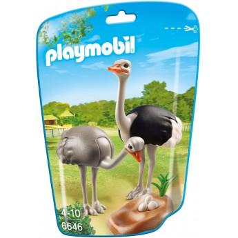 Playmobil 6646 - Страусы на насесте - фигурки Плеймобил City Life