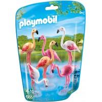 Playmobil 6651 - Фламінго - фігурки Плеймобіл City Life