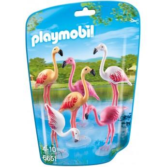 Playmobil 6651 - Фламинго - фигурки Плеймобил City Life