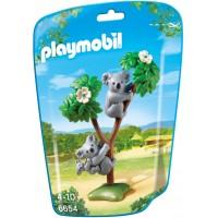 Playmobil 6654 - Сім'я коал - фігурки Плеймобіл City Life