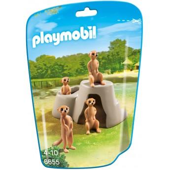 Playmobil 6655 - Суслики - фігурки Плеймобіл City Life