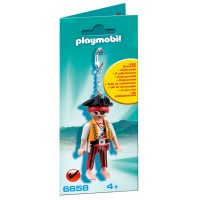 "Playmobil 6658 - Брелок ""Пират"" - брелок Плеймобил Collectable"