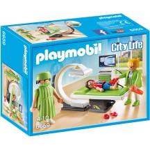 Playmobil 6659 Рентген-кабинет - игровой набор Плеймобил