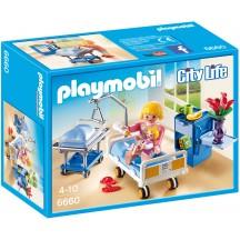 Playmobil 6660 Послеродовая палата (материнская) - игровой набор Плеймобил