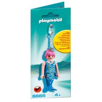 "Playmobil 6665 - Брелок ""Русалка"" - брелок Плеймобіл Collectable"
