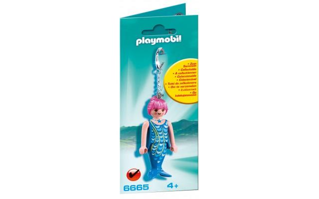 "Playmobil 6665 - Брелок ""Русалка"" - брелок Плеймобил Collectable"