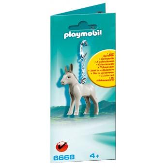 """Playmobil 6668 - Брелок """"Віслючок"""" - брелок Плеймобіл Collectable"""