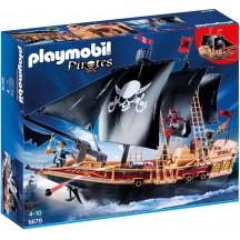 Playmobil 6678 - Пиратский Боевой Корабль - игровой набор Плеймобил Pirates
