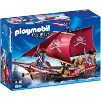 Playmobil 6681 - Солдатський патрульний корабель - ігровий набір Плеймобіл Pirates