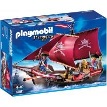 Playmobil 6681 - Солдатский патрульный корабль - игровой набор Плеймобил Pirates