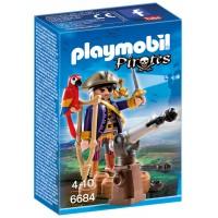 Playmobil 6684 - Пірат-капітан - ігровий набір Плеймобіл Pirates