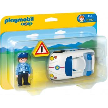 Playmobil 6797 Полицейский автомобиль - игрушка Плеймобил