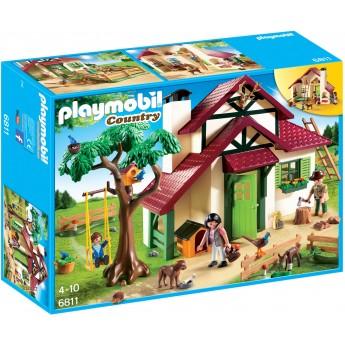 Playmobil 6811 - Дом лесничего - игровой набор Плеймобил Country