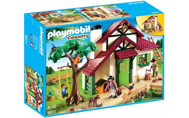 Playmobil 6811 - Будинок лісничого - ігровий набір Плеймобіл Country