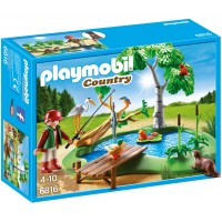 Playmobil 6816 - Ставок для риболовлі - ігровий набір Плеймобіл Country