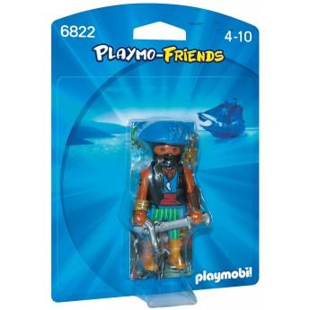 Playmobil 6822 Карибський пірат - фігурка Плеймобіл