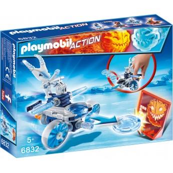 Playmobil 6832 Ледяная машина-метатель дисков - игрушка Плеймобил