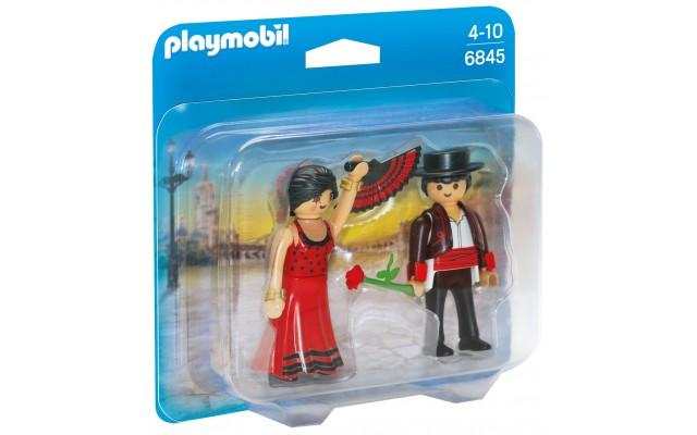 Playmobil 6845 - Танцюристи фламенко - фігурки Плеймобіл FamilyFun