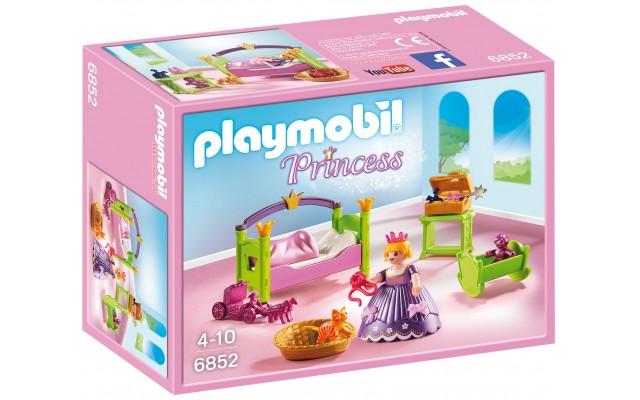 Playmobil 6852 - Королевский питомник - игровой набор Плеймобил Princess