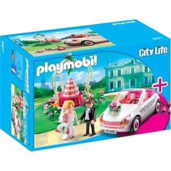 Playmobil 6871 - Весільна церемонія - ігровий набір Плеймобіл City Life