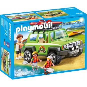Playmobil 6889 - Внедорожник - машинка Плеймобил FamilyFun