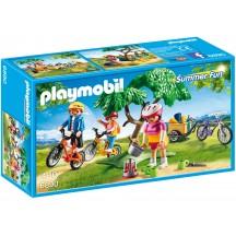 Playmobil 6890 - Велопрогулка - игровой набор Плеймобил FamilyFun