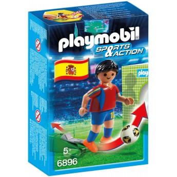 Playmobil 6896 Футболіст збірної Іспанії - фігурка Плеймобіл