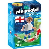 Playmobil 6898 Футболіст збірної Англії - фігурка Плеймобіл