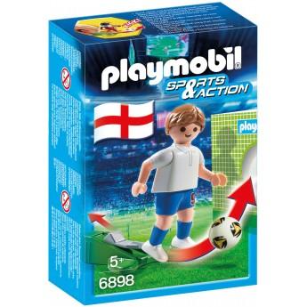 Playmobil 6898 Футболист сборной Англии - фигурка Плеймобил