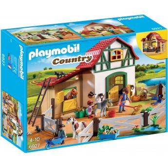 Playmobil 6927 Ферма-поні - конструктор Плеймобіл
