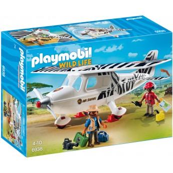 Playmobil 6938 Самолет Сафари - игрушка Плеймобил