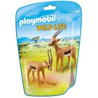 Playmobil 6942 - Газели - фигурки Плеймобил Wild Life