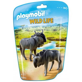 Playmobil 6943 - Гну - фигурки Плеймобил Wild Life
