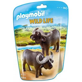 Playmobil 6944 - Буйволы - фигурки Плеймобил Wild Life