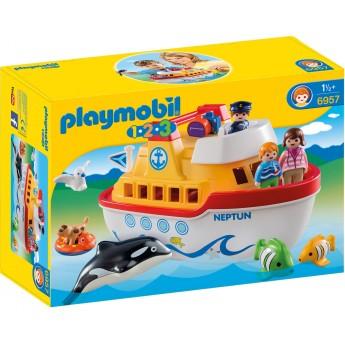 Playmobil 6957 Детский кораблик - игрушка Плеймобил