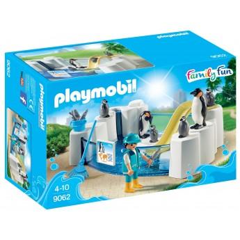 Playmobil 9062 Загон с пингвинами - игровой набор Плеймобил