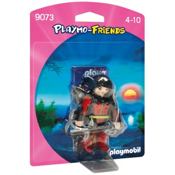 Playmobil 9073 - Девушка-воин - фигурка Плеймобил Playmo-Friends