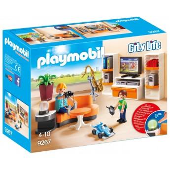 Playmobil 9267 Гостиная - игровой набор Плеймобил