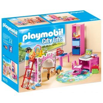Playmobil 9270 Детская комната - игровой набор Плеймобил