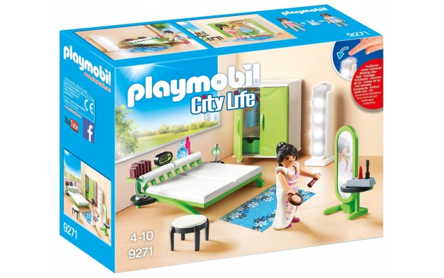 Playmobil 9271 Спальня - игровой набор Плеймобил