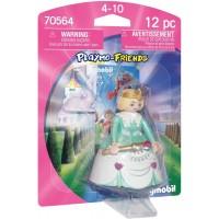 Фигурка Playmobil Очаровательная принцесса (70564)