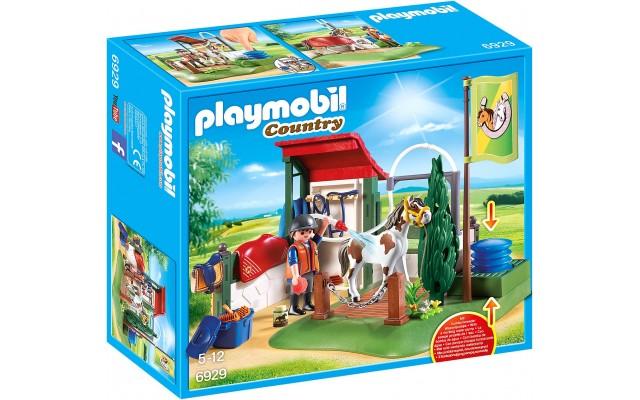 Набор Playmobil Лошадиная парикмахерская (6929)
