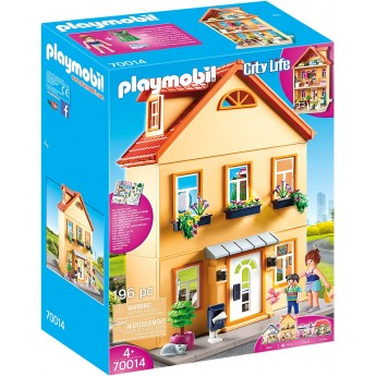 Конструктор Playmobil Жилой дом (70014)