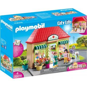 Набор Playmobil Цветочный магазин (70016)