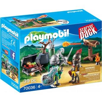 Набор Playmobil Рыцари в бою за клад (70036)