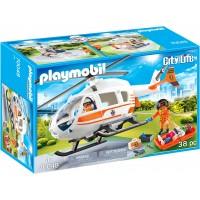 Игрушка Playmobil Спасательный вертолёт (70048)