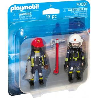 Набор фигурок Playmobil Пожарные (70081)