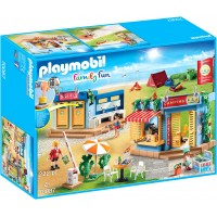 Конструктор Playmobil Большой кемпинг (70087)