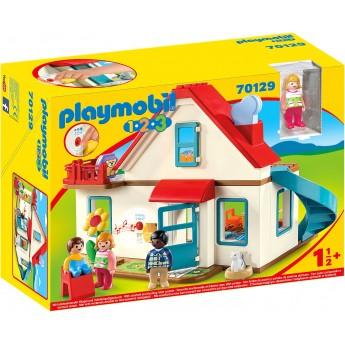 Набор Playmobil Домик в деревне (70129)
